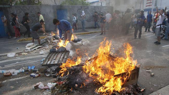 Photo of Seven killed, 61 injured in Venezuela protests