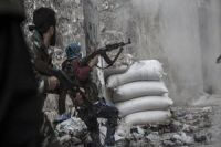 Syria balks infiltration attempt by militants on Lebanon border
