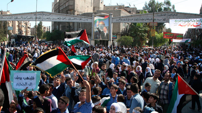 Photo of Syria is a Battle for Palestine