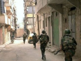 Syrian Army confronts Free Army militia in Latakia countryside and Abu al-Zuhour