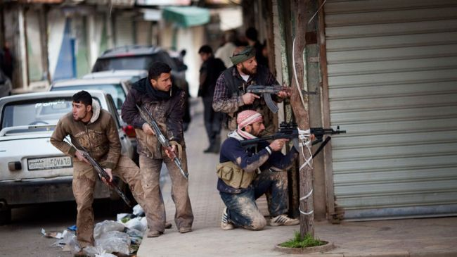 Syrian army deals major blow to militants near Damascus