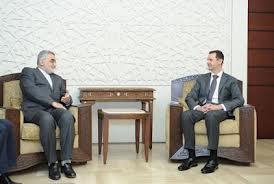 Tehran Supports Assad's Efforts