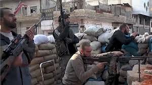 Photo of Terrorist Free Syrian Army is CIA subsidiary: Randy Short