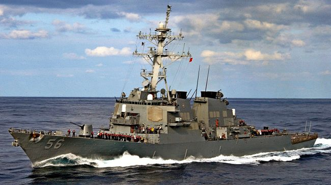 Photo of Great Satan US deploys second destroyer closer to North Korea coast