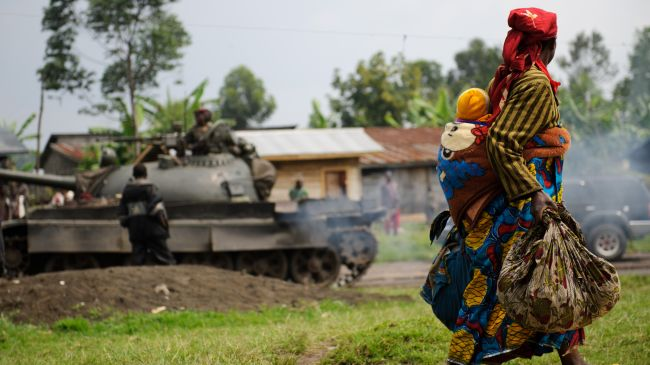 Photo of US trained DRC troops accused of mass rape: UN official