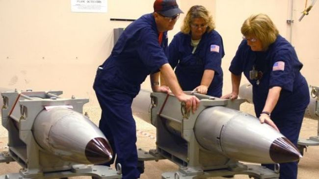 Photo of US nuclear weapons upgrades damaging American economy