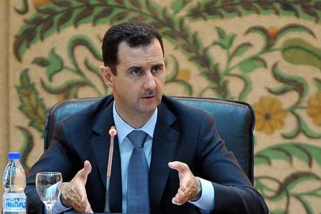 Photo of Syria to be cleared of terrorists: President Assad