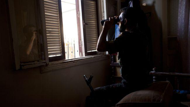 Photo of 'Iraqi al-Qaeda helps Syria militants'