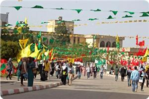 Photo of Hamas hails progress of its student bloc in Birzeit elections