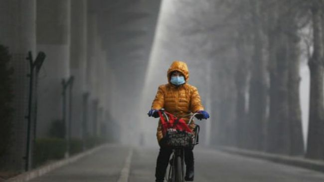 Photo of Air pollution kills over 1.2 million people in China