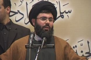Photo of Sayyed Safieddine: US behinds the militans and their chemical weapons in Syria