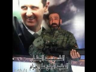 Photo of Video- Ali Khuzam the Martyr of Syrian Resistance against Multi-colours of zionism