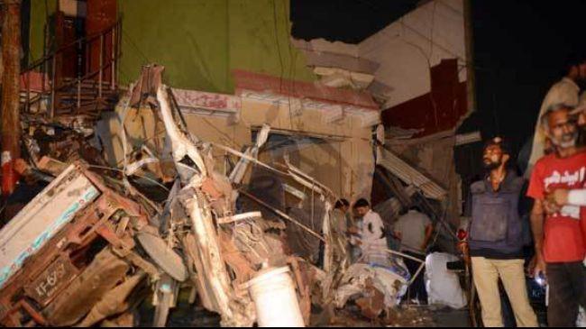 Photo of Pakistan blast kills 6 ahead of polls