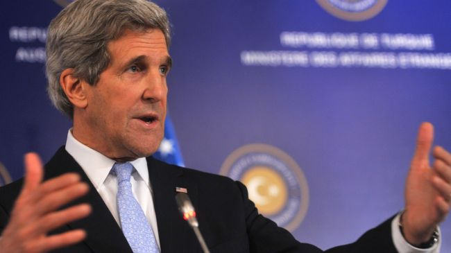 Photo of US increases support for foreign-backed militants in Syria: Kerry