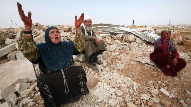 Photo of EU criticizes Israel for WB demolitions