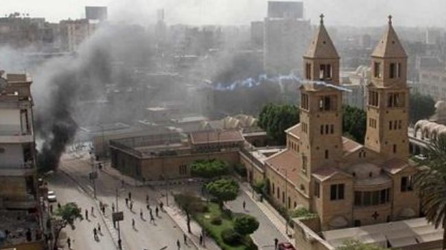 Photo of Egyptians condemn sectarian violence, call for national unity