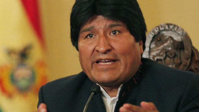 Photo of Court lets Morales run for reelection