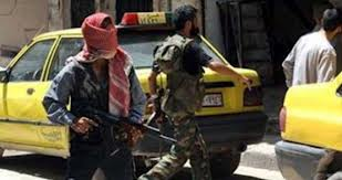 Photo of Clashes between members of the Fatah movement and Islamist militants in the camp of Ain al-Hilweh