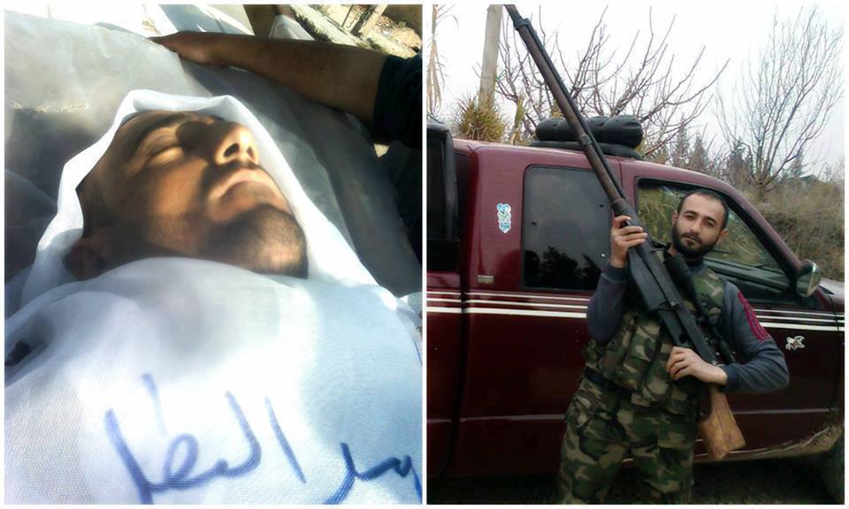 Photo of Lattakia Countryside : Terrorist Ibrahim Harba is killed by the armed forces in Lattakia Countryside.