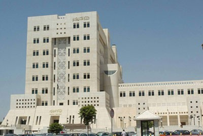 Photo of Syrian Foreign Ministry: The Israeli Aggression Stresses Coordination with the Terrorist Groups