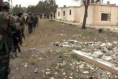 Photo of The Syrian Army Continues Crackdown on Terrorist Groups