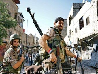 Photo of Syrian Army advances towards al-Obada of Damascus countryside