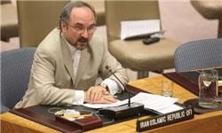 "Photo of Envoy Deplores Israel's Air Raid on Syria as ""Unjustifiable, Provocative"""