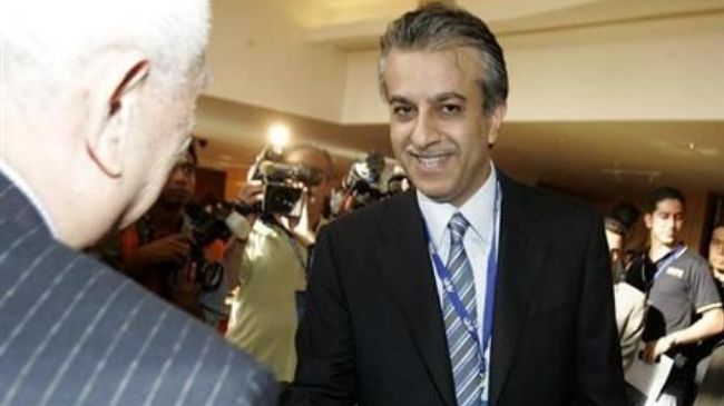 Photo of Bahraini sheikh voted AFC president despite protests over rights violations