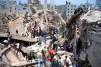 Bangladesh collapse death toll reaches 1k