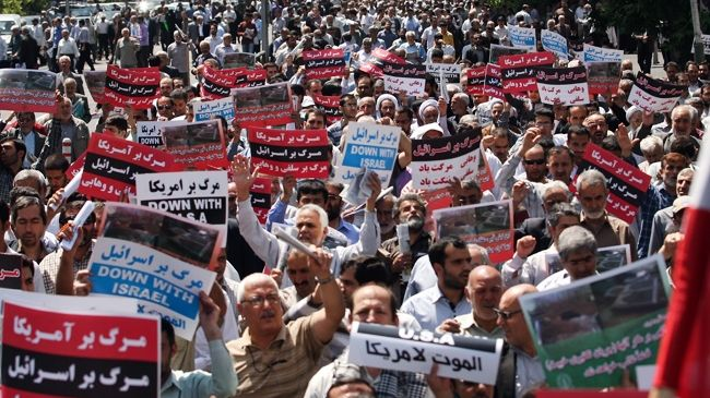 Photo of Muslims worldwide condemn zionist aggression against Syria
