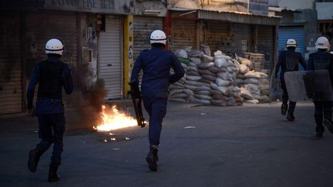 Photo of 'Bahraini forces lay siege to village'