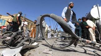 Bomb blast kills 14 in Afghanistan