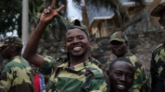 Clashes in Congo