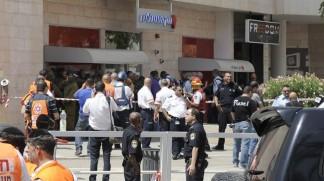 Five killed, three injured in Israel bank robbery