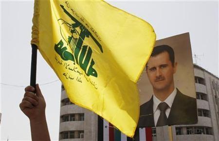 Hezbollah_Assad