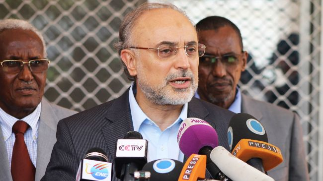 Iran's Foreign Minister Salehi arrives in Jordan for talks