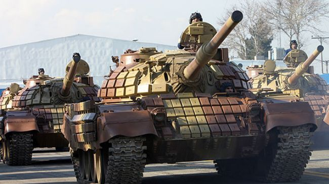 Iran Army to install reactive armor on all armored vehicles