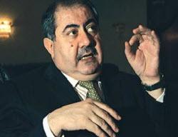 Iraq Foreign Minister