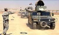 Iraqi Forces Launch Operation against Militants near Syria