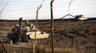 Israel forces fired at target in Syria