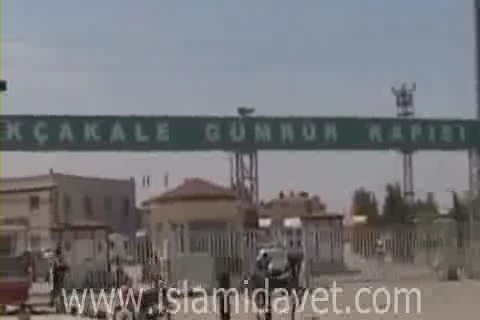 Photo of Video- Clash at the Syria- Turkey border