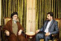Majlis speaker sends message to Nasrallah