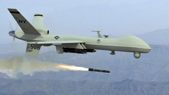 Photo of Major rights group blasts growing US reliance on assassination drones