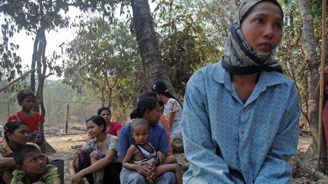 Myanmar Muslims fear safety amid fresh attacks