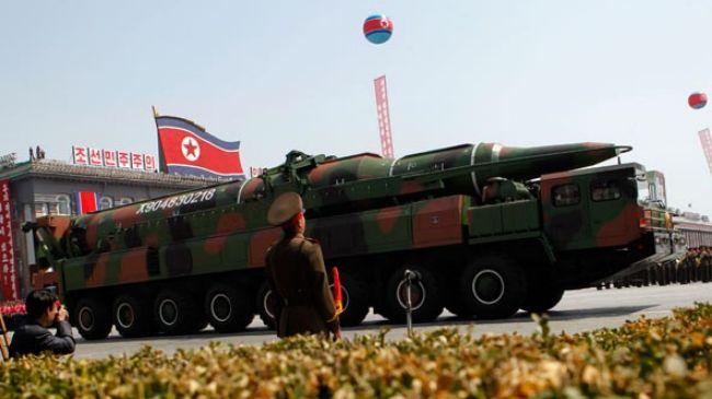 N Korea fired into eastern waters
