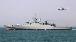 Navy Commander Sayyari