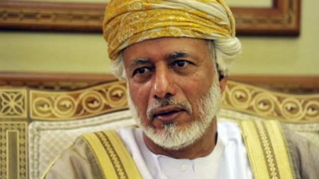 Omani foreign minister arrives in Tehran for talks on regional issues