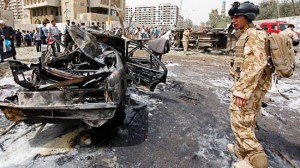 Over 30 people die in car bombings across Iraq