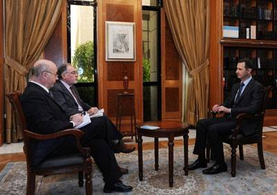 Photo of President al-Assad: Basis for Any Political Solution for Crisis in Syria is What the Syrian People Want