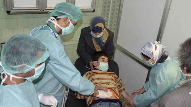 Russia urges UN to satisfy Syria's request for probe into chemical attack